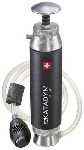 katadyn wasserfilter pocket filter schwarz
