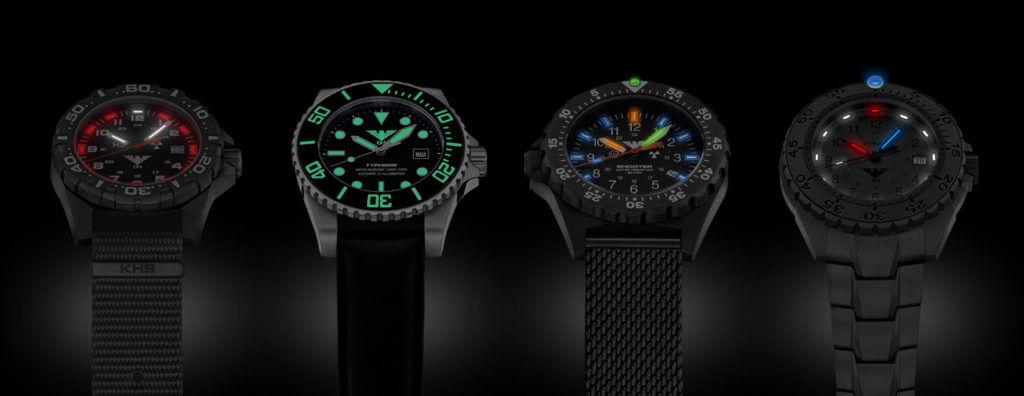 KHS-Uhren im Test/Vergleich